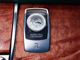 Ver foto 3 de Rolls Royce Ghost Alpine Trial Centenary Collection 2013
