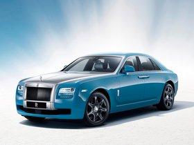 Ver foto 2 de Rolls Royce Ghost Alpine Trial Centenary Collection 2013