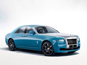 Fotos de Rolls Royce Ghost Alpine Trial Centenary Collection 2013