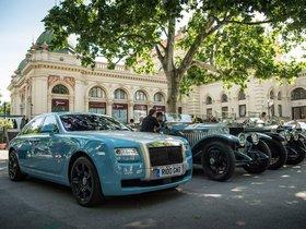 Ver foto 6 de Rolls Royce Ghost Alpine Trial Centenary Collection 2013