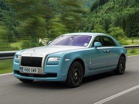 Ver foto 5 de Rolls Royce Ghost Alpine Trial Centenary Collection 2013