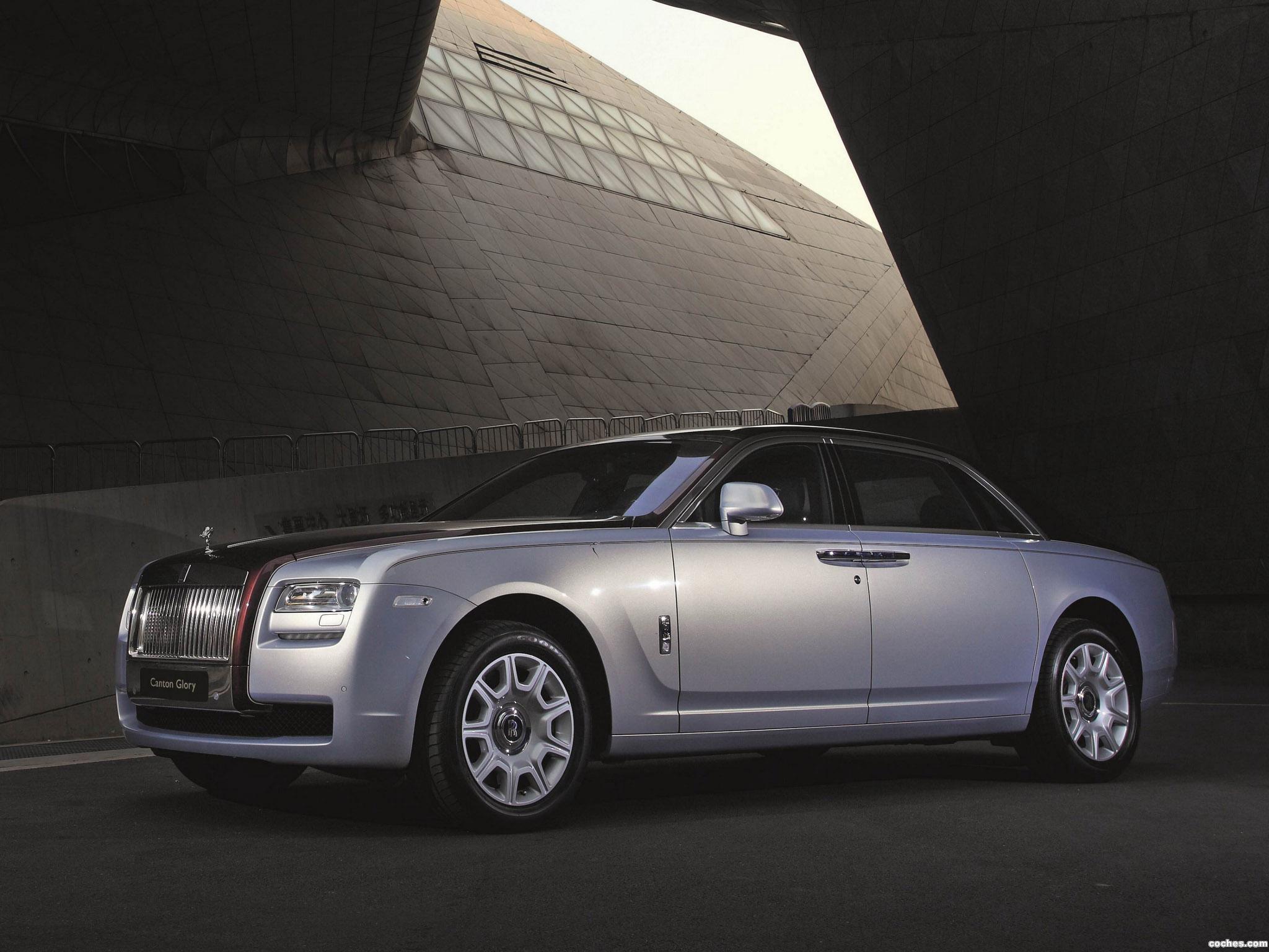 Foto 0 de Rolls Royce Ghost Canton Glory Bespoke 2013