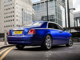 Ver foto 7 de Rolls Royce Ghost EWB UK 2014