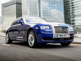 Ver foto 4 de Rolls Royce Ghost EWB UK 2014