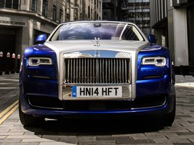 Ver foto 3 de Rolls Royce Ghost EWB UK 2014