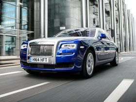 Ver foto 2 de Rolls Royce Ghost EWB UK 2014