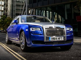 Ver foto 1 de Rolls Royce Ghost EWB UK 2014