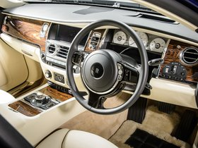 Ver foto 23 de Rolls Royce Ghost EWB UK 2014