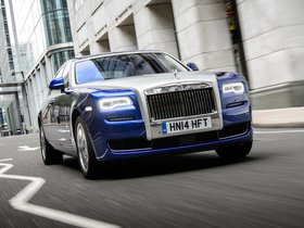 Ver foto 15 de Rolls Royce Ghost EWB UK 2014
