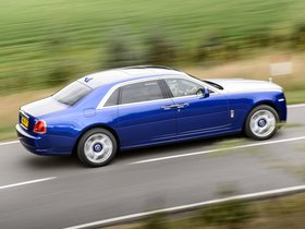 Ver foto 20 de Rolls Royce Ghost EWB UK 2014