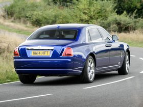 Ver foto 18 de Rolls Royce Ghost EWB UK 2014