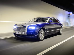 Ver foto 17 de Rolls Royce Ghost EWB UK 2014