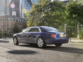 Ver foto 14 de Rolls Royce Ghost EWB UK 2014