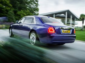 Ver foto 13 de Rolls Royce Ghost EWB UK 2014