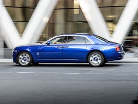 Ver foto 12 de Rolls Royce Ghost EWB UK 2014