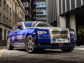 Ver foto 11 de Rolls Royce Ghost EWB UK 2014
