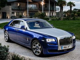 Ver foto 10 de Rolls Royce Ghost EWB UK 2014