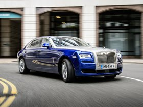 Ver foto 9 de Rolls Royce Ghost EWB UK 2014