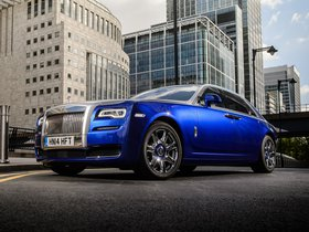 Ver foto 8 de Rolls Royce Ghost EWB UK 2014