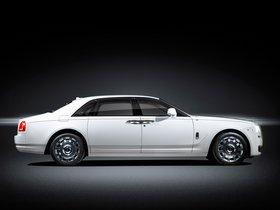 Ver foto 2 de Rolls Royce Ghost Eternal Love 2016