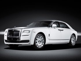 Fotos de Rolls Royce Ghost Eternal Love 2016