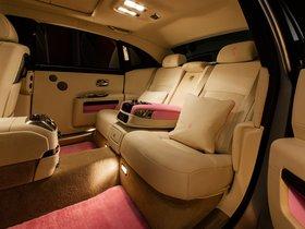 Ver foto 2 de Rolls Royce Ghost Extended Wheelbase FAB1  2013