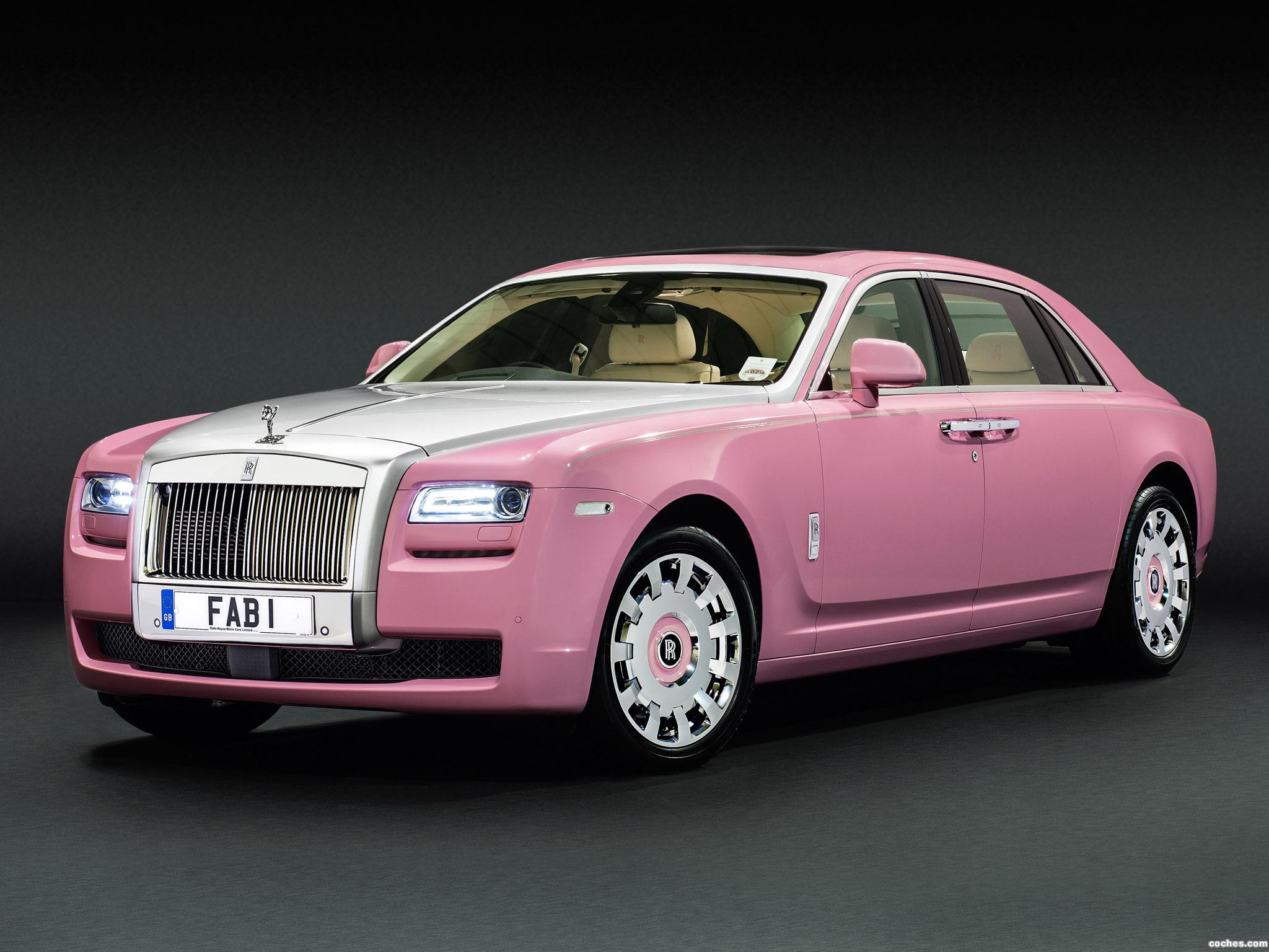 Foto 0 de Rolls Royce Ghost Extended Wheelbase FAB1  2013