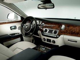 Ver foto 2 de Rolls Royce Ghost Firnas Motif 2012