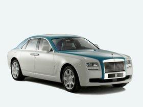 Ver foto 1 de Rolls Royce Ghost Firnas Motif 2012