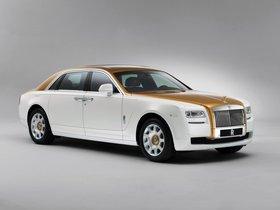 Ver foto 1 de Rolls Royce  Ghost Golden Sunbird 2013