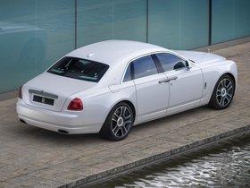 Ver foto 2 de Rolls Royce Ghost Seoul Edition  2017