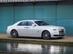 Fotos de Rolls Royce Ghost Seoul Edition  2017