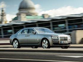 Ver foto 4 de Rolls Royce Ghost Series II 2014