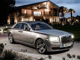 Ver foto 2 de Rolls Royce Ghost Series II 2014