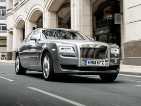 Ver foto 25 de Rolls Royce Ghost Series II 2014
