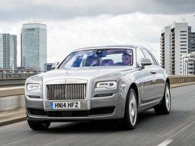 Ver foto 23 de Rolls Royce Ghost Series II 2014