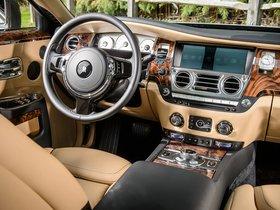 Ver foto 36 de Rolls Royce Ghost Series II 2014