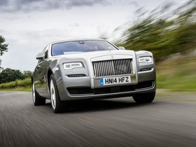 Ver foto 27 de Rolls Royce Ghost Series II 2014