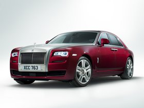 Ver foto 8 de Rolls Royce Ghost Series II 2014