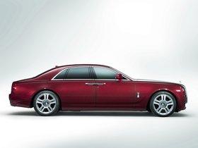 Ver foto 7 de Rolls Royce Ghost Series II 2014
