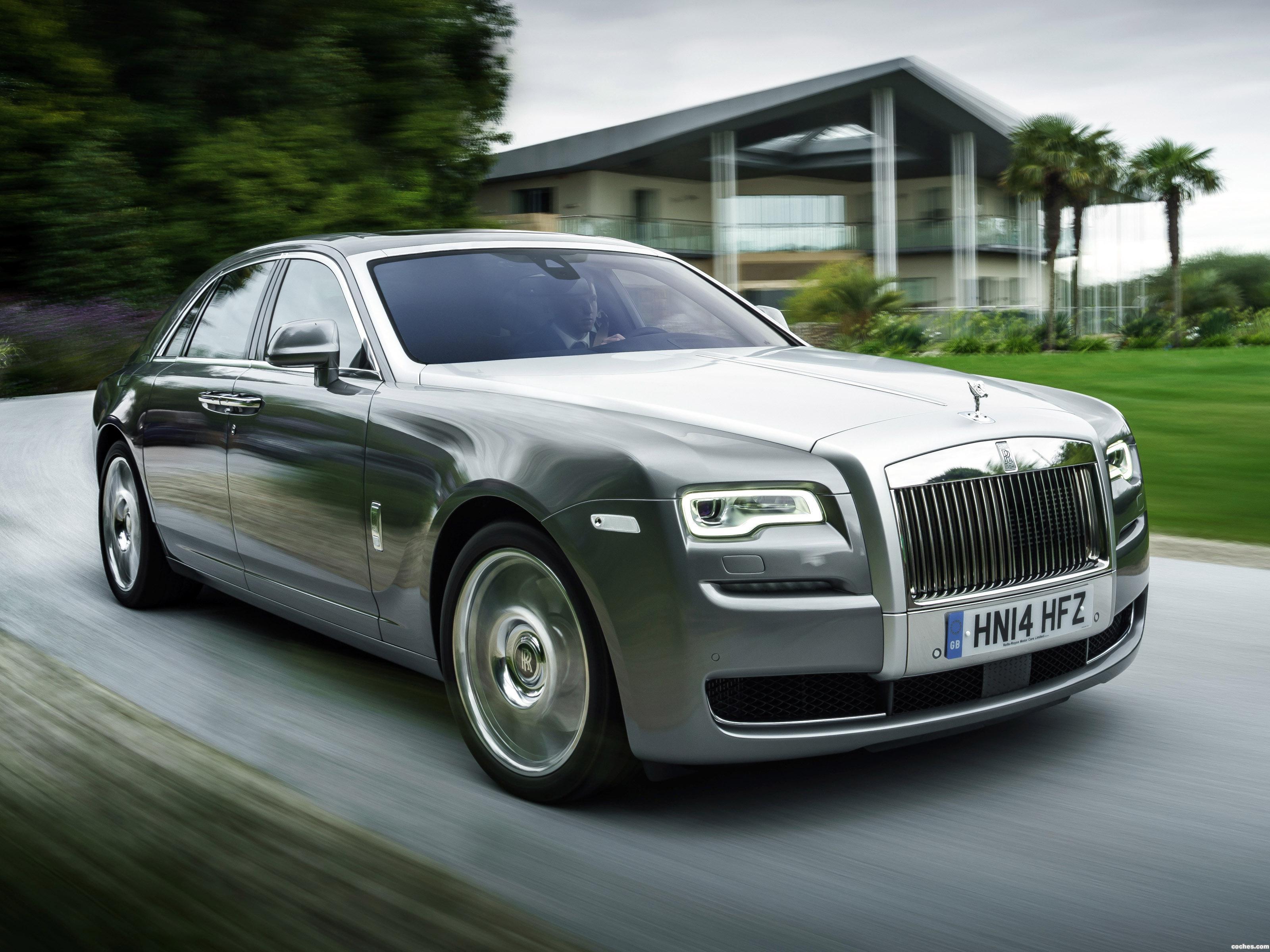 Foto 0 de Rolls Royce Ghost Series II 2014