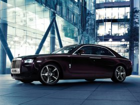 Ver foto 4 de Rolls Royce Ghost V Specification 2014