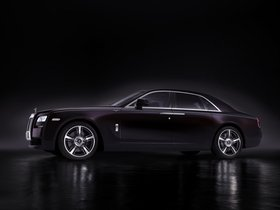 Ver foto 3 de Rolls Royce Ghost V Specification 2014