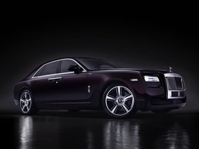 Ver foto 2 de Rolls Royce Ghost V Specification 2014