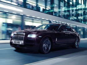 Ver foto 1 de Rolls Royce Ghost V Specification 2014