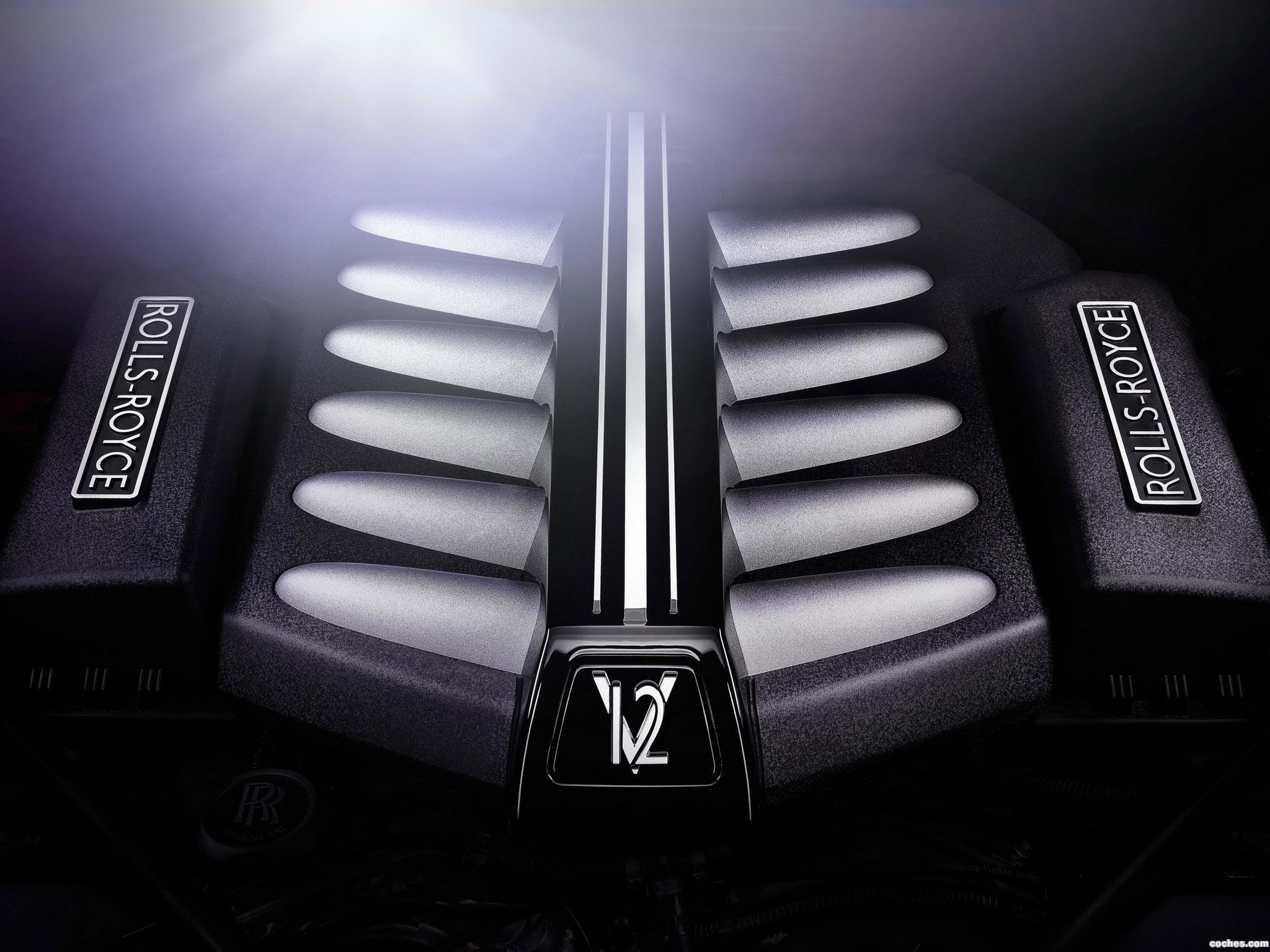 Foto 5 de Rolls Royce Ghost V Specification 2014