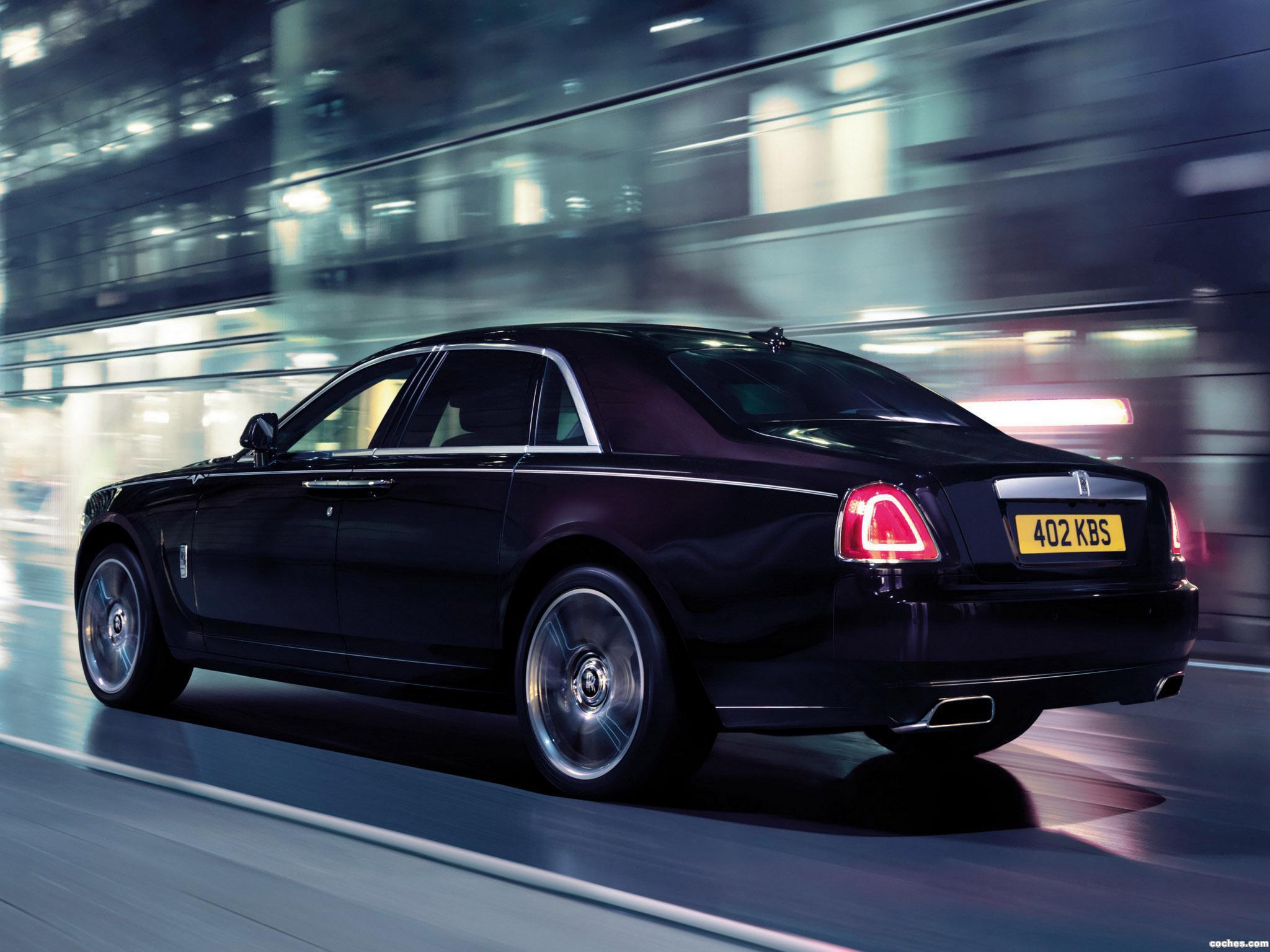 Foto 4 de Rolls Royce Ghost V Specification 2014