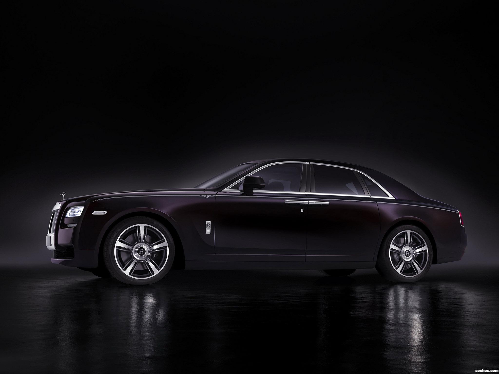 Foto 2 de Rolls Royce Ghost V Specification 2014