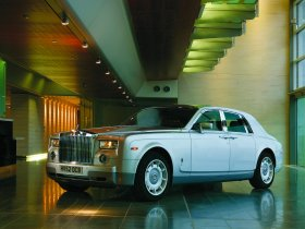 Fotos de Rolls Royce Phantom 2003