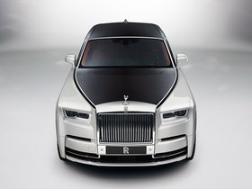 Fotos de Rolls Royce Phantom  2017